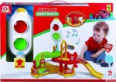 Игровой набор Bb Junior Ferrari Test Track (16-88801)