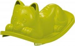 Качалка Smoby Зеленый кот (830104) (3032168301047)