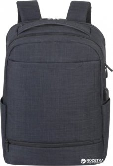 "Рюкзак для ноутбука RivaCase 8365 17.3"" Black (8365 (Black))"