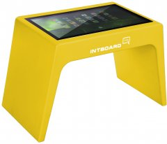 Интерактивный детский стол Intboard ZABAVA 2.0 32 YE Yellow