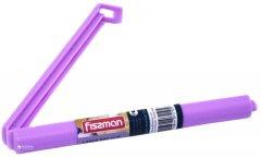 Зажим для пакетов Fissman 15 см Сиреневый (PR-7210.BC.Л)