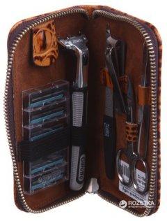 Набор для мужчин Zauber-manicure 6 инструметов MS-112 (4004904001121)