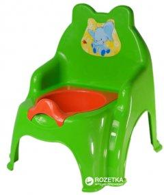 Детский горшок Active Baby Слоник Салатовый (01-013317-1/017) (4822003250086)