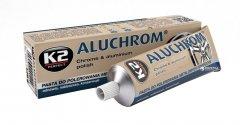 Паста для полировки хромированных деталей K2 ALUCHROM 0.12 кг (K003)