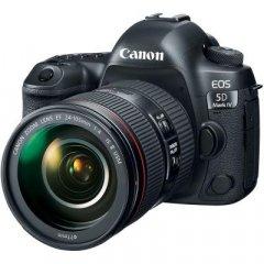 Цифровой фотоаппарат Canon EOS 5D MKIV + 24-105 L IS II USM (1483C030)