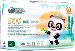 Подгузники детские Bamboo Planet Есо L №4 Maxi 36 шт (6949602305219)