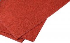 Набор фоамирана Angel Gifts c блестками 1 мм 20 х 29 см 10 шт Красный (Я18131_AG-25405)