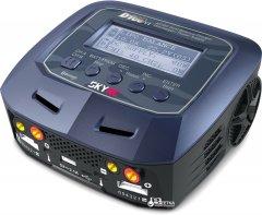 Зарядное устройство SkyRC D100 V2 10A/100WxAC/200WxDC с/БП универсальное (6930460004109)