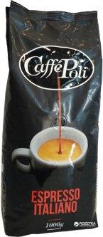 Кофе в зернах Caffe Poli Espresso Italiano Nero 1 кг (8019650002793)