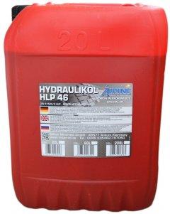 Гидравлическое масло Alpine Hydrauliköl HLP 46 20 л (0845-20)