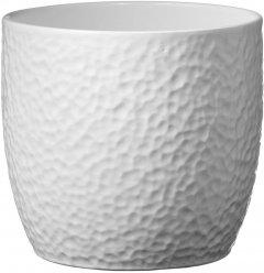 Кашпо Soendgen Keramik Boston 19 х 18 см Белый (0049-0019-0847)