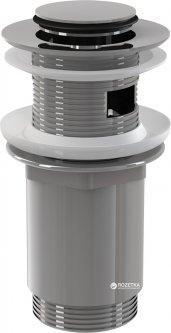 """Донный клапан для умывальника ALCA PLAST CLICK-CLAK 5/4"""" с малой заглушкой (8594045935387)"""