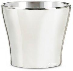 Кашпо для цветов Scheurich Mirror Silver 15 (4002477586908)