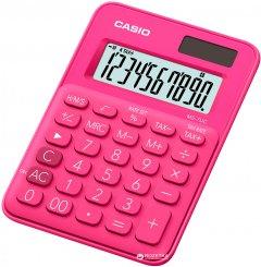 Калькулятор Casio 10 разрядный 85.5х120х19.4 (MS-7UC-RD-S-EC)