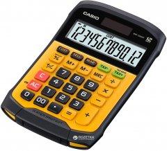 Калькулятор Casio 12 разрядный 109х183.5х10.8 (WM-320MT-S-EC)