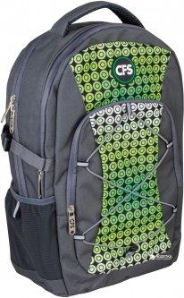 Рюкзак Сool For School 46х36х16 см 26.5 л Серый (CF86504)