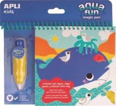 Раскраска Apli Kids Морские глубины (000017148) (8410782171485)