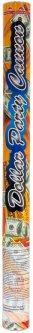 Хлопушка пневматическая Маг-2000 Долларовые купюри 1000 шт 60 см (400812) (5102681400812)