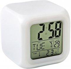 Часы ночник-будильник Supretto Хамелеон (C253-0001)