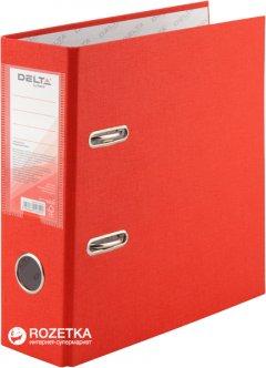 Папка-регистратор Delta by Axent A5 75 мм Красная (D1718-06C)