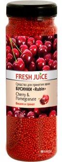 Средство для ванн Fresh Juice Cherry & Pomegranate 450 г (4823015925146)
