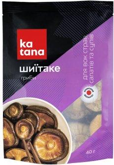 Грибы Шиитаке Katana 40 г (4820131230406)
