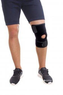 Бандаж для коленного сустава неопреновый Торос-Груп наколенник Тип-515-1 Black (4820114089328)