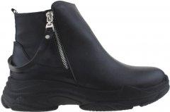 Ботинки Bells R2020-1 37 23.5 см Черные (Н2400000200154)