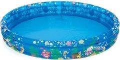 Бассейн детский надувной Jilong 17011 122 x 25 см 190 л (JL17011)