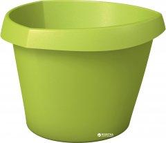 Кашпо для цветов Scheurich Trigon пластик 30 Салатовое (4033083233030)