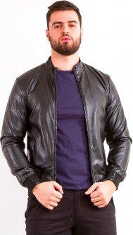 Куртка из искусственной кожи Remix 2681 3XL Черная (2950006499439)