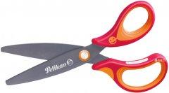Ножницы детские Pelikan Griffix 14 см для правши красные (803526)