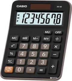 Калькулятор Casio 8 разрядный 105х147 (4549267700514)