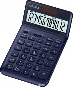 Калькулятор Casio 12 разрядный 109х183.5х10.8 (4549526700279)