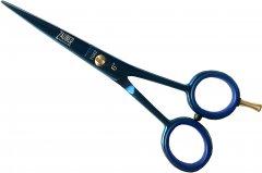 Ножницы парикмахерские Zauber-manicure синее (4004904010420)