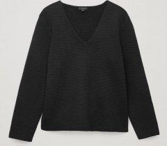 Пуловер COS 0722113-9 M Черный (2000001697979)