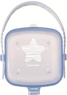 Контейнер для пустышки Canpol Babies Pastelove (56/013 Голубой)