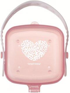 Контейнер для пустышки Canpol Babies Pastelove (56/013 Розовый)