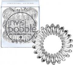 Резинка-браслет для волос Invisibobble Original Crystal Clear 3 шт (4260285373039)