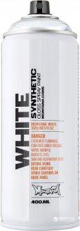 Синтетическая краска-спрей Montana WHT Серебряный 400 мл (Silver) (4048500280412)
