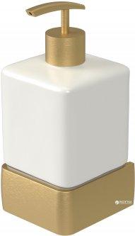 Дозатор для жидкого мыла HACEKA Aline Gold 1196889