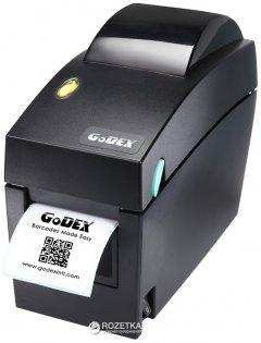 Принтер этикеток GoDEX DT2/DT2US (14924)