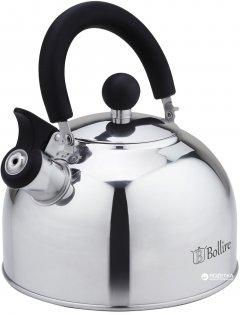 Чайник Bollire со свистком 2.5 л (BR 3001)