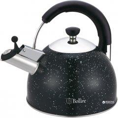 Чайник Bollire со свистком 2.5 л (BR 3008)