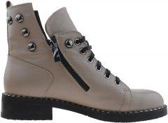 Ботинки Teona R19200 37 23.5 см Бежевые (2400000207917)