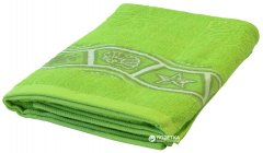 Махровое полотенце Lotti Океан 70х140 Зеленое (LT76-185-022)