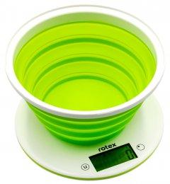 Весы кухонные электронные Rotex RSK25-P