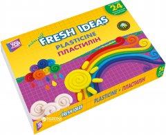 Пластилин Cool for school Fresh Ideas 24 цвета 370 г (CF60221)