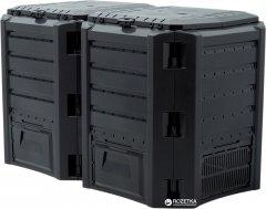 Компостер Prosperplast Module Compogreen 800 л Черный (5905197595429)