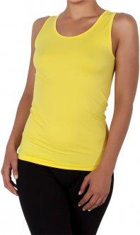 Спортивная майка Miorre 237-007600 S Желтая (8680570230919)
